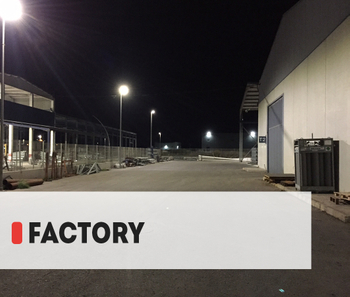 【Project】80W factory Lighting Installation