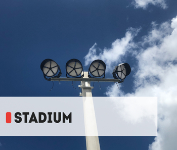 【Project】460W High mast light in Florida 2